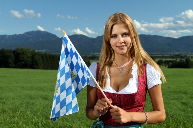 Miss Alpenwelt Contest 2014